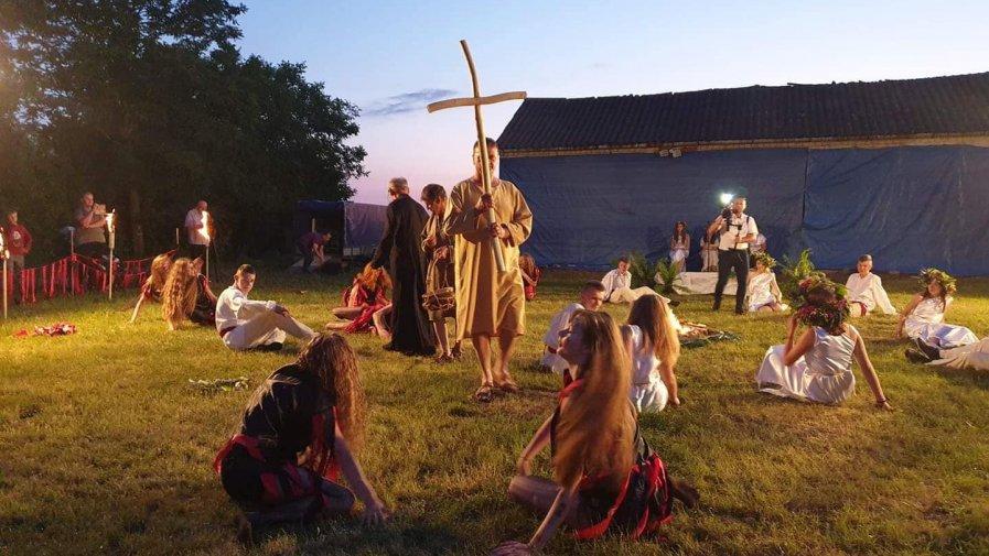 Misterium Nocy Świętojańskiej w Ciszycy Dolnej