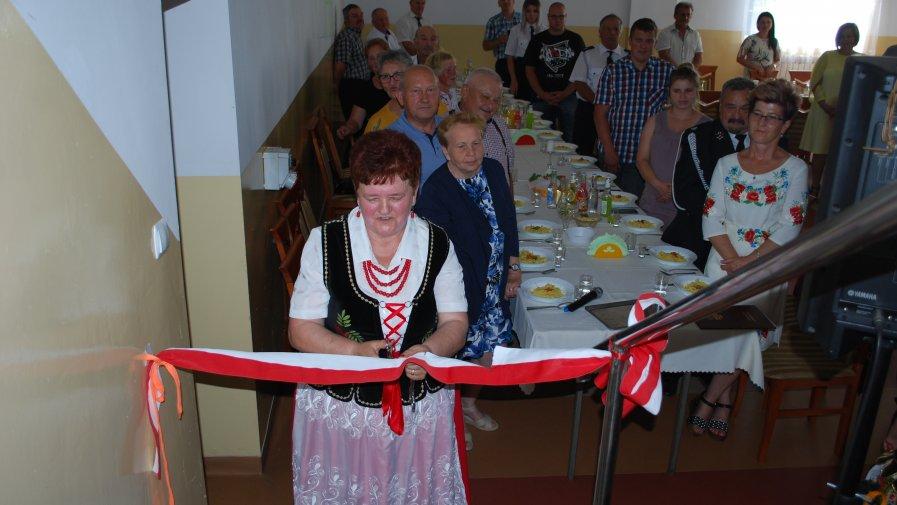 Otwarcie Muzeum Regionalnego w Brzozowej