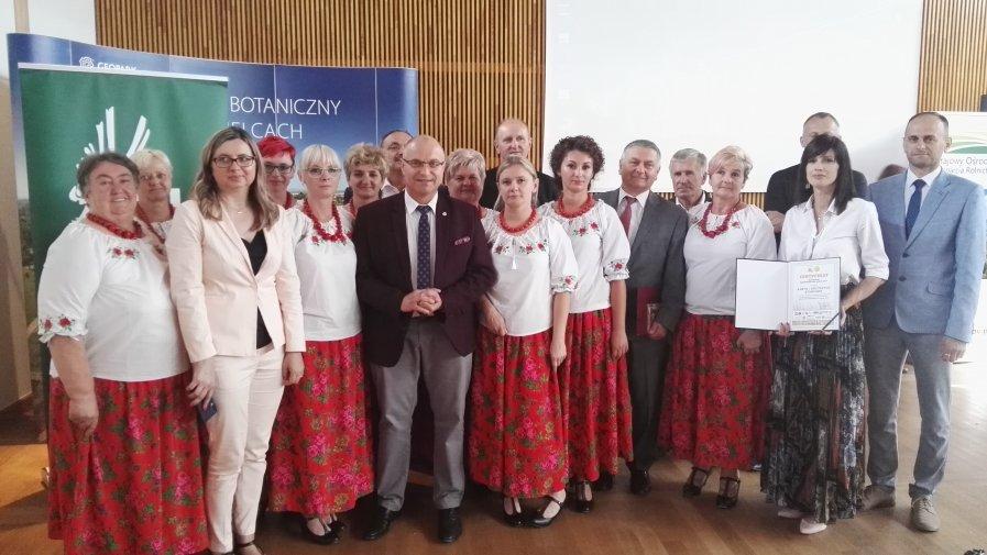 Wyróżnienia dla rolników z powiatu opatowskiego