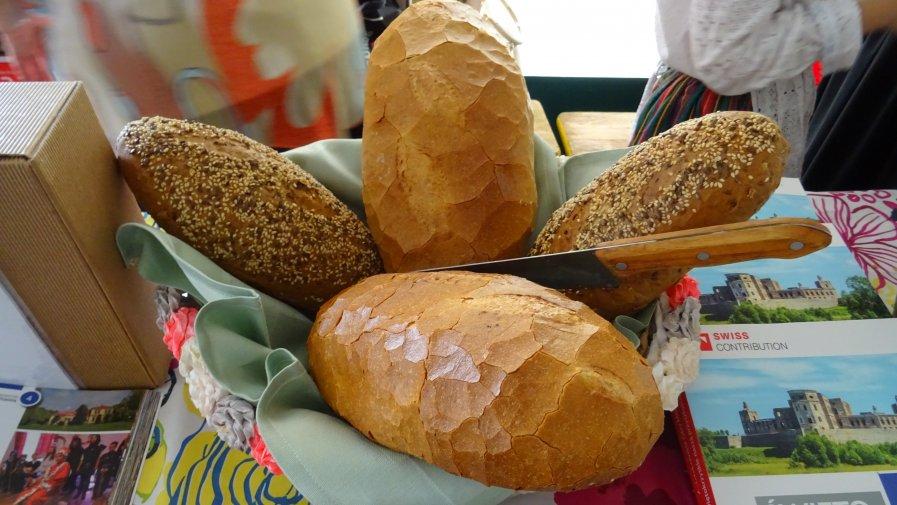 Święto Chleba w Jacentowie