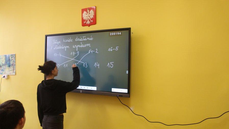 Aktywne tablice w szkołach