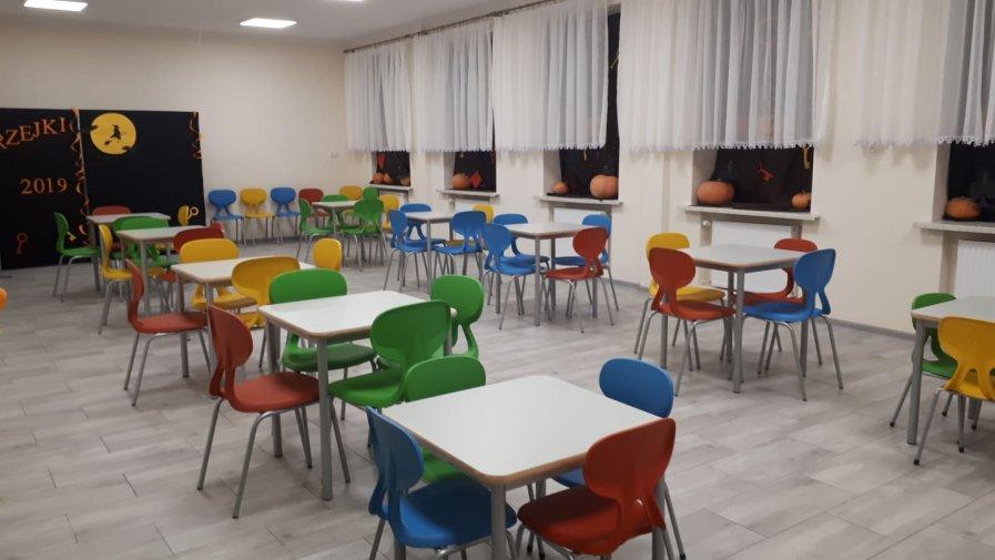 Nowe stołówki i kuchnie