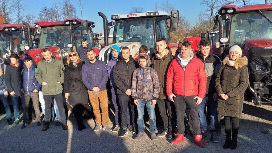 Branżowe szkolenie rolników i logistyków