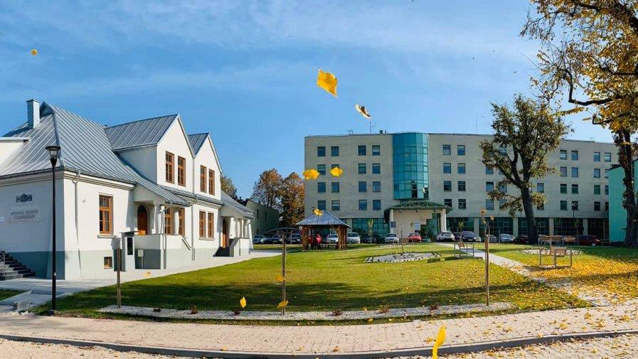 Szpital świętego Leona w Opatowie.