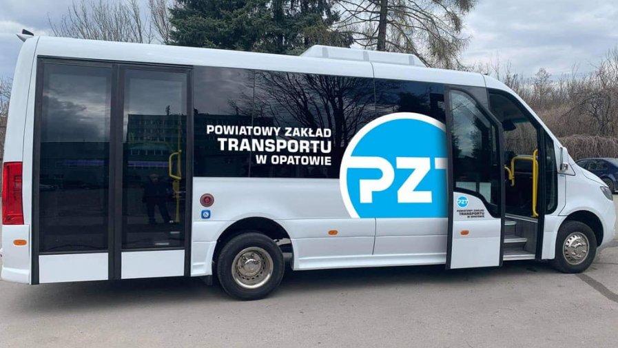 Z powiatu opatowskiego do Kielc. Nowy kurs od 19 kwietnia