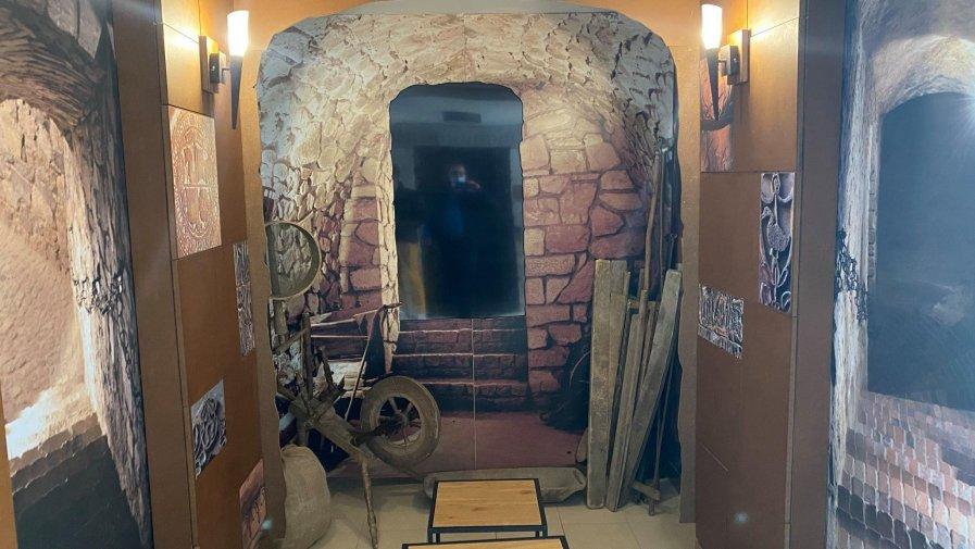 """Będzie wystawa stała w opatowskich w podziemiach """"Wielka historia w małym mieście"""""""