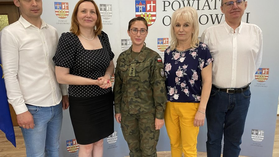 W powiecie opatowskim zakończyła się kwalifikacja wojskowa