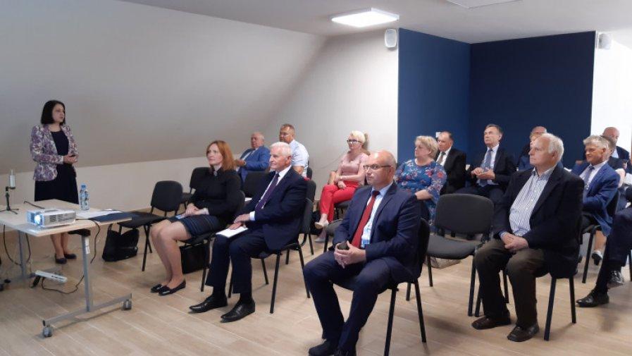Spotkali się partnerzy Ziemi Opatowskiej