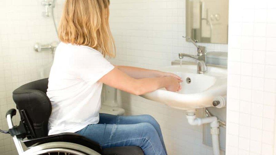Otrzymaliśmy pieniądze z Państwowego Funduszu Rehabilitacji Osób Niepełnosprawnych na dostosowanie łazienek