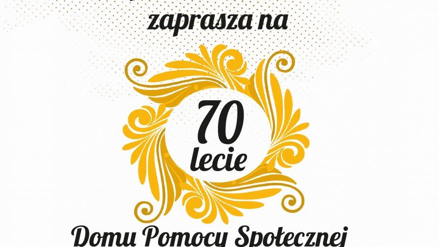 70-lecie Domu Pomocy Społecznej w Zochcinku