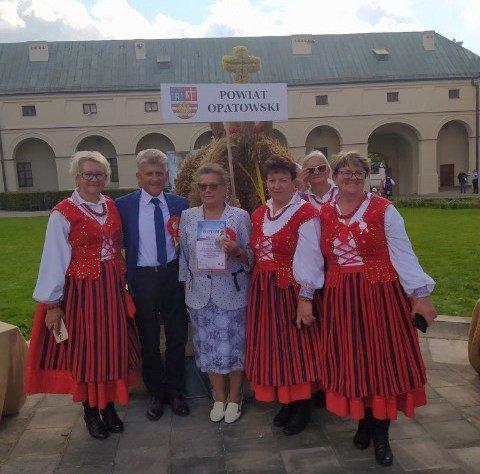 Dożynki Wojewódzkie w Kielcach