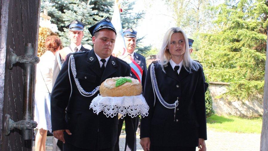 Dożynki parafialne w Sobótce