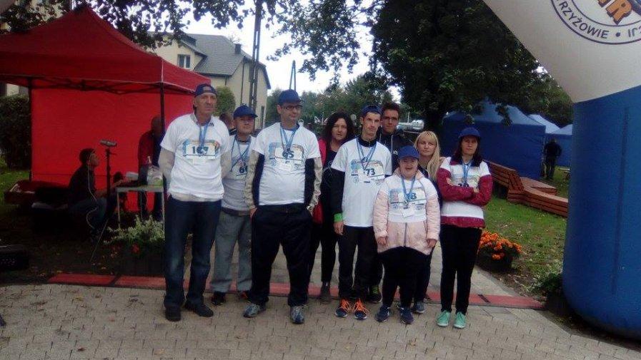Stanęli na podium z medalami