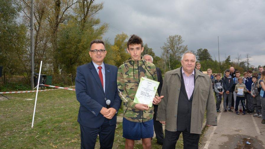 Inauguracja roku sportowego w Iwaniskach