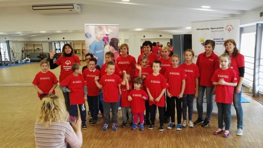 Obóz sportowy dla Młodych Sportowców w Polanice
