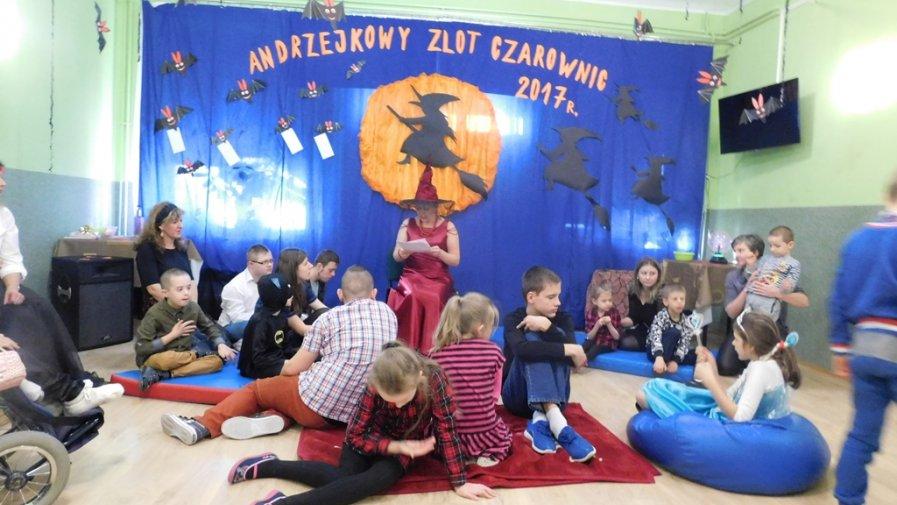 Magiczne Andrzejki w SOSW Niemienice