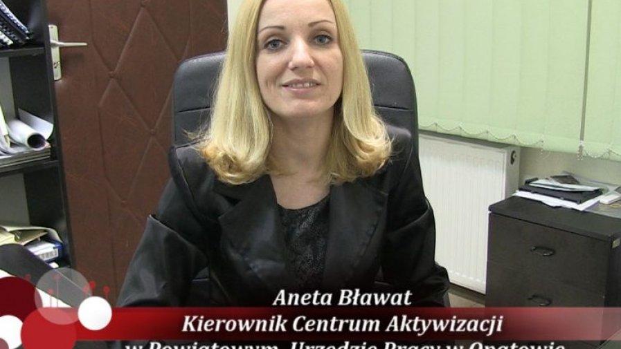 Duże wsparcie dla bezrobotnych z powiatu opatowskiego