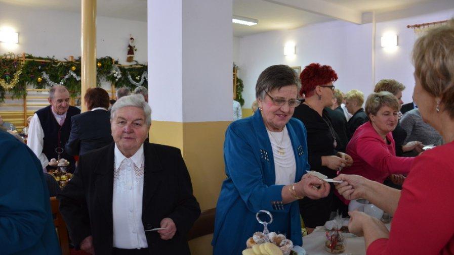 Jubileuszowa wieczerza wigilijna KGW Kalinki
