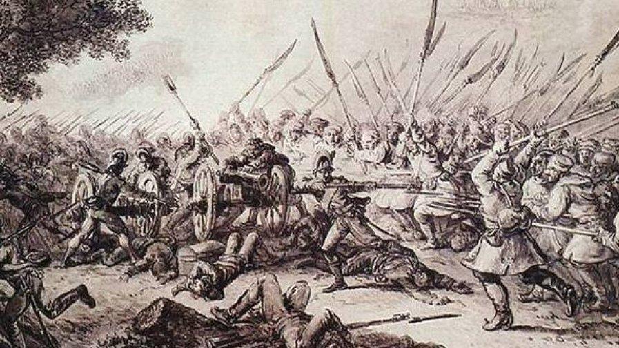 Obchody 154. rocznicy Bitwy Opatowskiej
