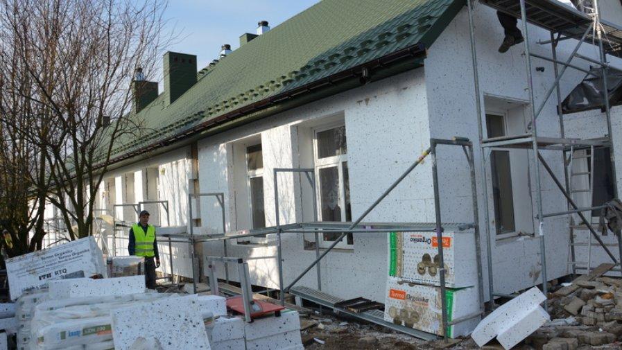 Dom Pomocy Społecznej w Sobowie zmienia się w mgnieniu oka