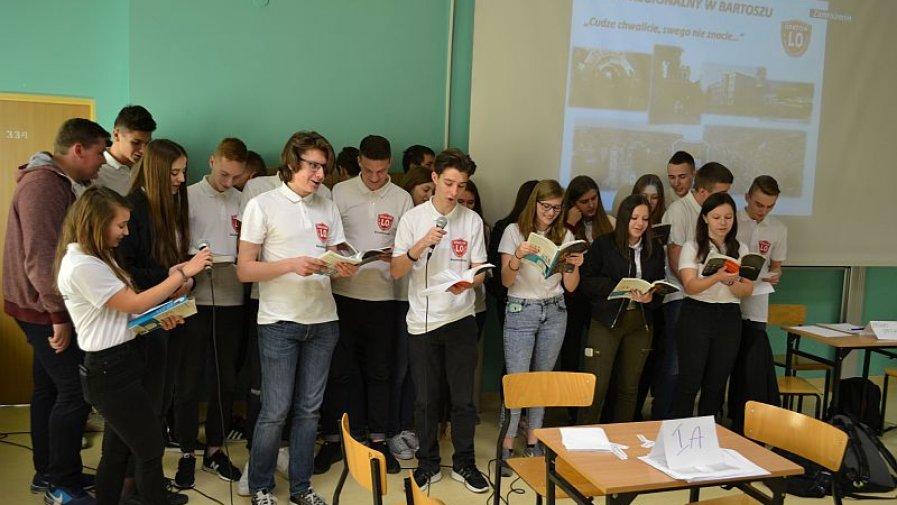 5. Dzień Regionalny w Bartoszu, czyli na wesoło poznajemy nasz region