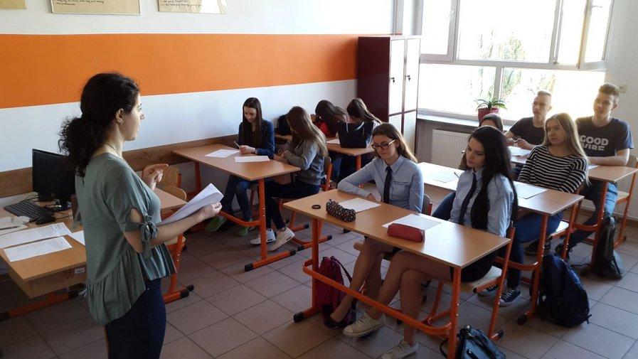 Zespół Szkół numer 1 w Opatowie dba o rozwój zdolnej młodzieży