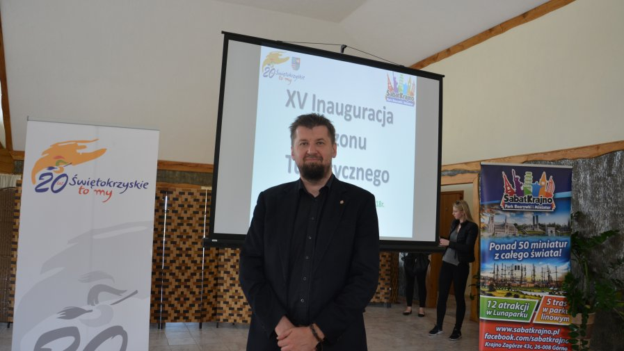 Powiat opatowski na Inauguracji sezonu turystycznego