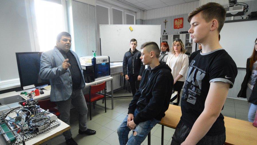 Młodzież z Ukrainy od września rozpocznie naukę w naszych szkołach