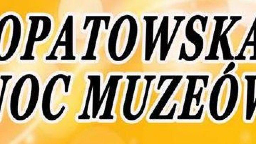 Noc Muzeów w Podziemnej Trasie Turystycznej w Opatowie