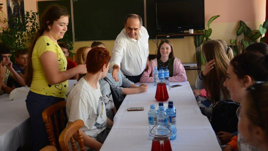 Młodzież z Ukrainy chce uczyć się w Opatowie