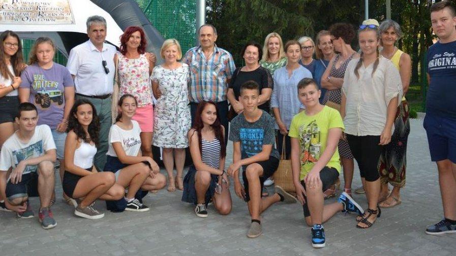 Polsko – węgierska wymiana młodzieży 2018
