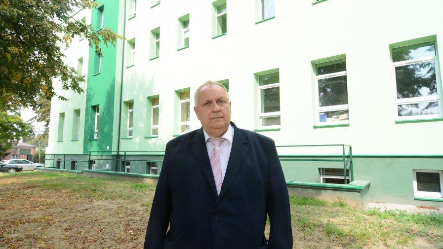 Zakończyła się termomodernizacja budynku dawnego szpitala w Opatowie