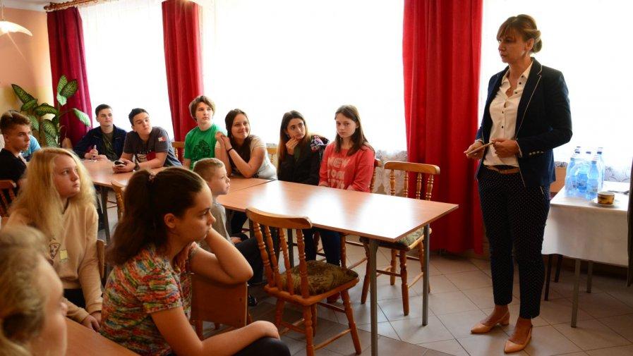 41 dzieci z Ukrainy uczy się w szkołach średnich powiatu opatowskiego
