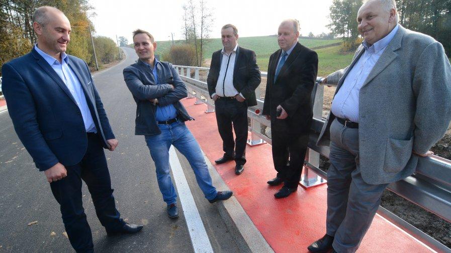 Most i droga w Żernikach oddane do użytku