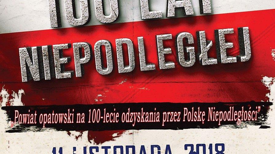 Obchody 100-lecia odzyskania niepodległości