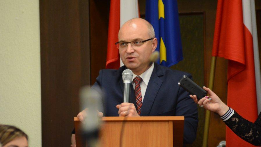 Tomasz Staniek nowym starostą opatowskim