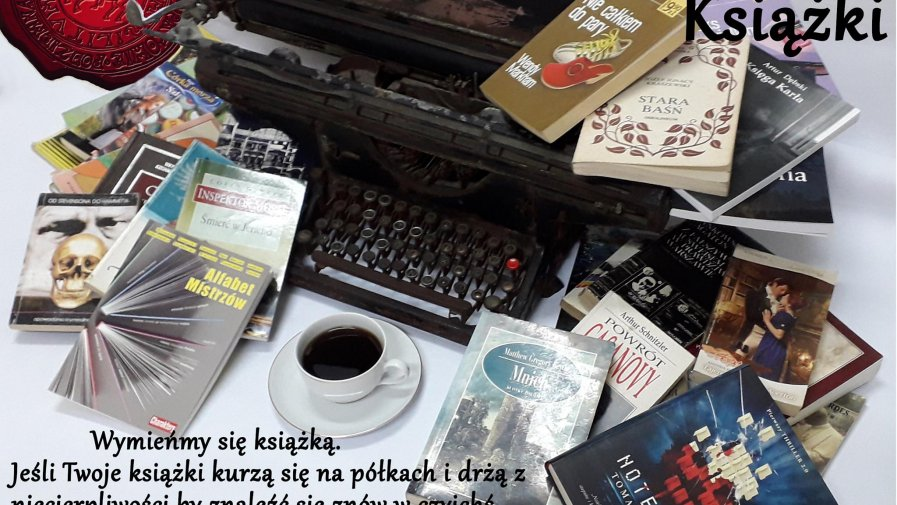 Zostaw niepotrzebną książkę w Podziemnym Klubie Książki